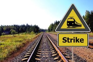 Verspätung der Bahn